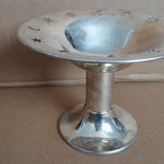 Bomboniera argintie - motiv nocturn 12 x 16. 5 cm