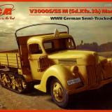 + Macheta 1/35 ICM 35412 - Ford V3000S/SS M Sd.Kfz.3b Maultier +