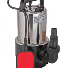 070110-Pompa submersibila cu plutitor pentru ape uzate 550 W Raider RD-WP12 - Pompa gradina Raider Power Tools, Pompe submersibile, de drenaj