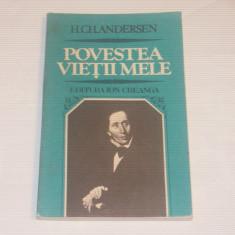 H.CH. ANDERSEN - POVESTEA VIETII MELE