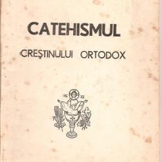 (C4749) CATEHISMUL CRESTINULUI ORTODOX, EDITURA MITROPOLIEI MOLDOVEI SI BUCOVINEI, 1990 - Carti ortodoxe