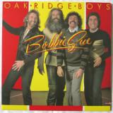 """OAK RIDGE BOYS  """"Bobbie Sue"""" Disc vinil LP, 1982, S.U.A."""