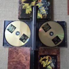 Bob Marley Wailers Sly Robbie King Tubby Dubs dublu disc 2 cd muzica reggae dub