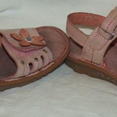 Sandale copii ELEFANTEN - nr 27, Fete, Piele naturala