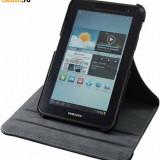 Husa rotativa 360 Samsung Galaxy Tab 2 7.0 P3100 P3110 3113  + stylus, 7 inch