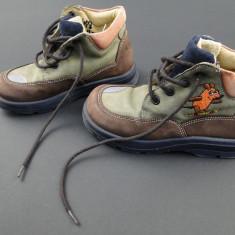 Pantofi piele SUPERFIT, marime 25, cea de pe imagine - Pantofi copii Superfeet, Culoare: Din imagine, Unisex