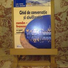 Lidia Cotea - Ghid de conversatie si civilizatie Roman - Francez fara suport multimedia