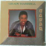 """GRADY HARRELL - """"Mwana"""" Disc vinil LP, 1984, S.U.A."""