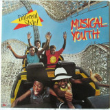 """DIFFERENT STYLE - """"Musical Youth"""" Disc vinil LP, 1983, S.U.A."""