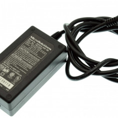 Alimentator MicroSolutions SDD018-1000 MS, TRX-024D, 5Vdc 1.2A, 12Vdc 1.0A - Cablu PC