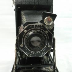 KODAK KODON - OBIECTIV KODAK ANASTIGMAT F 6, 3 /10 MM - VECHI APARAT FOTO DE COLECTIE CU BURDUF - Aparat de Colectie