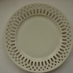 FARFURIE (PLATOU) - cu model (decorativa) - Arta Ceramica