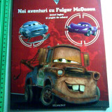Noi aventuri cu Fulger McQueen