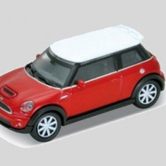 MACHETA MINI COOPER SCARA 1:43