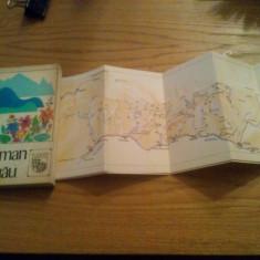 CALIMAN * BIRGAU  -- T. Naum , E. Butnaru --  1969, 199 p. cu imagini si harti in text + o harta in anexa