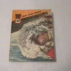 JEAN-LOUIS ETIENNE-PE JOS SPRE POL - Carte de calatorie