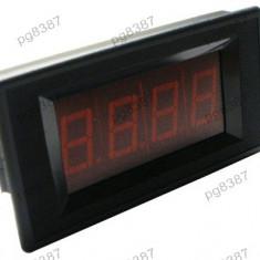 Ampermetru digital de panou, cu LED, 0...10 A - 111383