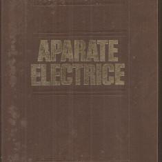 (C4782) APARATE ELECTRICE DE GH. HORTOPAN, EDP, 1980 - Carti Electrotehnica