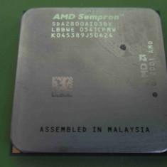 Procesor AMD Sempron 64 2800+ Palermo 1.6GHz 256K socket 754 - Procesor PC
