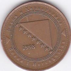 Moneda Bosnia - Hertegovina 20 Feninga 1998 - KM#116 XF, Europa