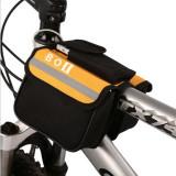 Port bagaj dublu spatiu depozitare suport telefon borseta pentru bicicleta