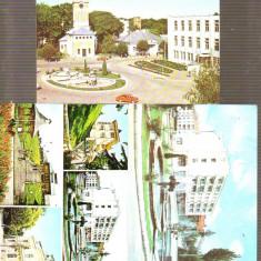 Lot carti postale-Falticeni, Circulata, Fotografie, Romania de la 1950
