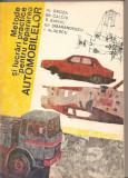 (C4770) METODE SI LUCRARI PRACTICE PENTRU REPARAREA AUTOMOBILELOR DE AL. GROZA SI COLECTIVUL, EDITURA TEHNICA, 1985, Alta editura