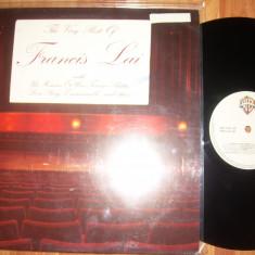 FRANCIS LAI - THE VERY BEST OF.- DISC VINIL - WARNER BROS MUSIC ( WEA ) - Muzica Ambientala