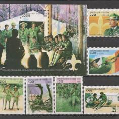 Guineea.1998 90 ani Cercetasii  SG.158