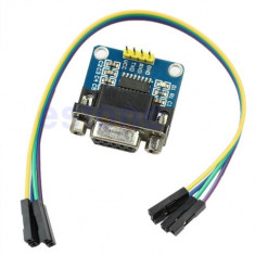 Convertor RS232 - UART (TTL)
