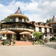 Hotel Kitty*** Miskolctapolca, Ungaria - 3 nopți 2 persoane în cursul săptămânii cu demipensiune - Circuit - Turism Extern