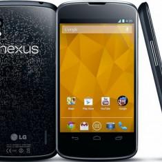 Vand LG Nexus 4 stare foarte buna - Telefon Mobil Nexus 4 LG, Negru, 16GB, Neblocat