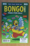 Bongo Free For All Simpsons #1 2013 Bongo Comics