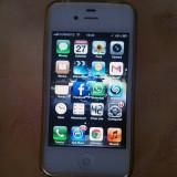 Apple iPhone 4S 16GB White Alb iOS 6.1.3 Neverlock (Neverlocked) + Flappy Bird + 3 huse gratis