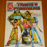 Transformers #138 Marvel Comics - Reviste benzi desenate