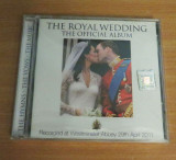 Royal Wedding - The Official Album Kate and Wills, CD, universal records