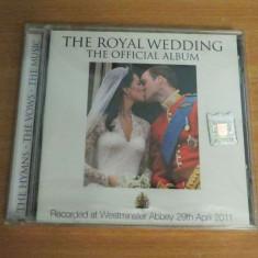 Royal Wedding - The Official Album Kate and Wills - Muzica Religioasa universal records, CD