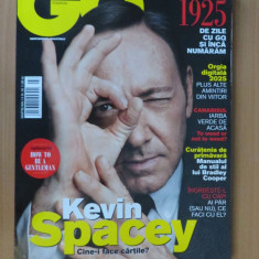 GQ Romania Magazine #32 (2014) Revista - Revista barbati