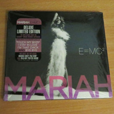 Mariah Carey - E=MC2 (Deluxe Limited Edition Digipack) - Muzica R&B universal records, CD