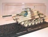 670.Macheta tanc M60A3 Alexandria - 1999 scara 1:72