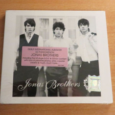 Jonas Brothers - Jonas Brothers (Digipack), CD, universal records