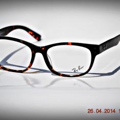 Rame de ochelari Ray Ban RB5362 2005 Animal Print - Rama ochelari Ray Ban, Unisex, Plastic, Rama intreaga
