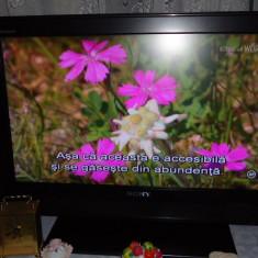 SONY BRAVIA 26'' - Televizor LCD Sony, 66 cm, HD Ready, HDMI: 1, Slot CI: 1, Intrare RF: 1
