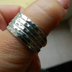 Inel fashion de dama/femei, ideal pentru degetul mare de purtat, inox, 46 - 56