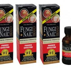 Tratament Micoza Unghii / Onicomicoza - Fungi-Nail - pentru 6 LUNI - 3 flacoane