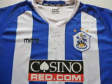 Tricou fotbal HUDDERSFIELD TOWN (Anglia) - cu autograf, XL, Din imagine, De club