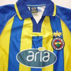 Tricou fotbal FENERBAHCE ISTANBUL - Tricou echipa fotbal, M, De club, Maneca scurta