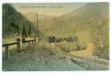 1966 - SIGHET, Maramures, railway - old postcard, CENSOR - used - 1915
