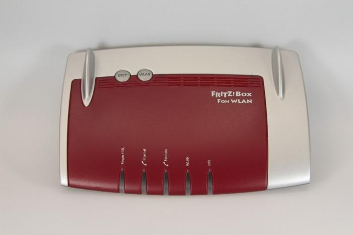 FRITZ Box 7360 DECT PBX server VoIP USB 3G Router Gigabit Wireless GSM gateway