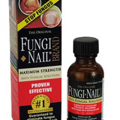 Tratament Micoza Unghii / Onicomicoza - Fungi-Nail - pentru 2 LUNI - 1 flacon